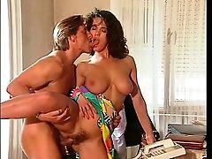Simona valli and christoph clark
